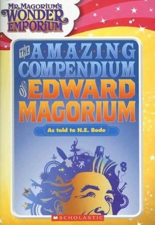 book cover of Mr. Magorium\'s Wonder Emporium