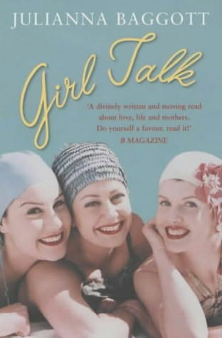 book cover of Girl Talk