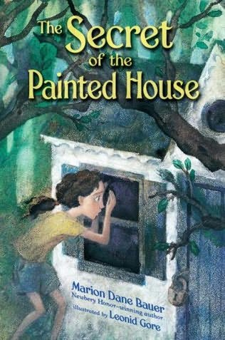 book cover of The Secret of the Painted House
