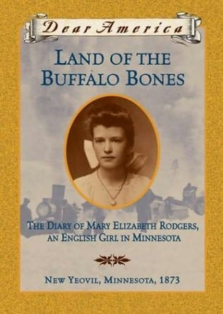 book cover of Land of the Buffalo Bones