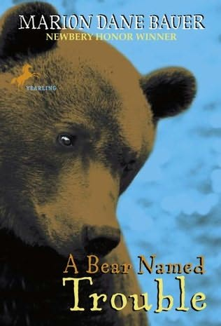 book cover of A Bear Named Trouble
