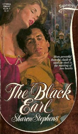 book cover of The Black Earl