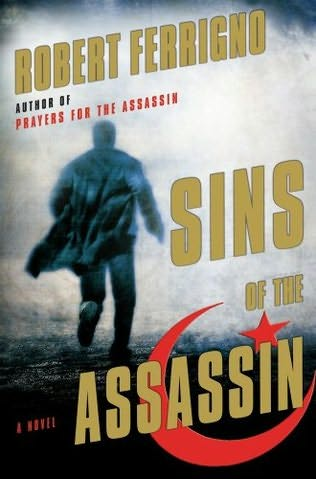 book cover of Sins of the Assassin