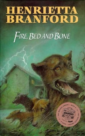 book cover of Fire, Bed and Bone