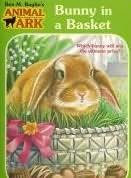 book cover of Bunny in a Basket