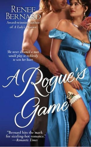 book cover of A Rogue\'s Game