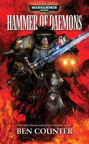 book cover of Hammer of Daemons