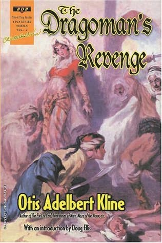 book cover of The Dragoman\'s Revenge