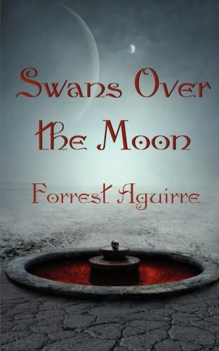 book cover of Swans Over the Moon