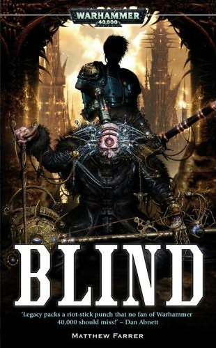 book cover of Blind