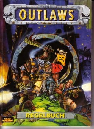 book cover of Outlaws