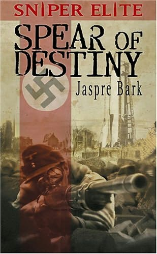 book cover of The Spear of Destiny