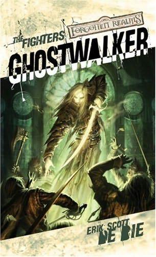 book cover of Ghostwalker