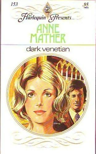 book cover of Dark Venetian