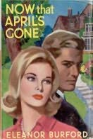 book cover of Now That April\'s Gone