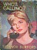 book cover of Who\'s Calling?