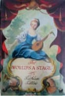 book cover of The World\'s a Stage
