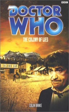 book cover of Colony of Lies