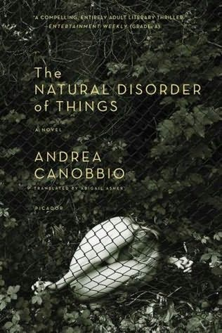 book cover of The Natural Disorder of Things