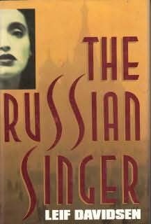 book cover of The Russian Singer