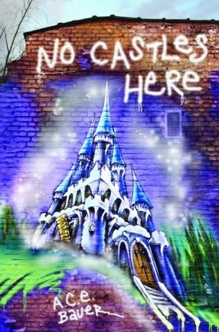 book cover of No Castles Here