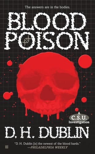 book cover of Blood Poison
