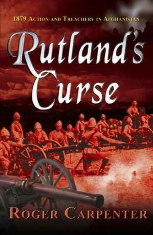 book cover of Rutland\'s Curse