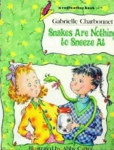 book cover of Snakes Are Nothing to Sneeze At