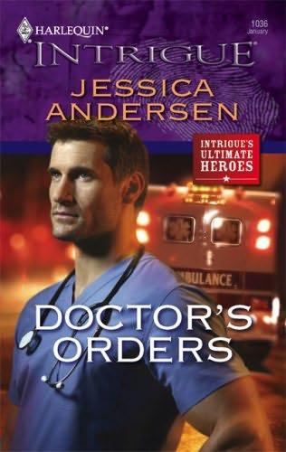book cover of Doctor\'s Orders
