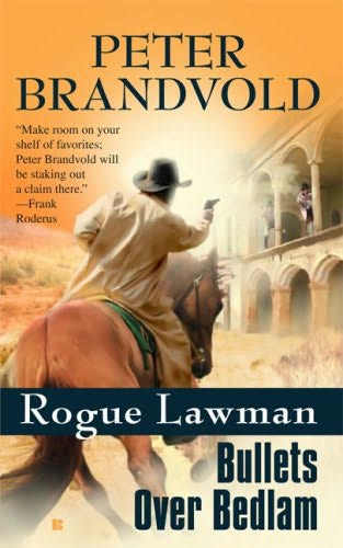 book cover of Bullets Over Bedlam