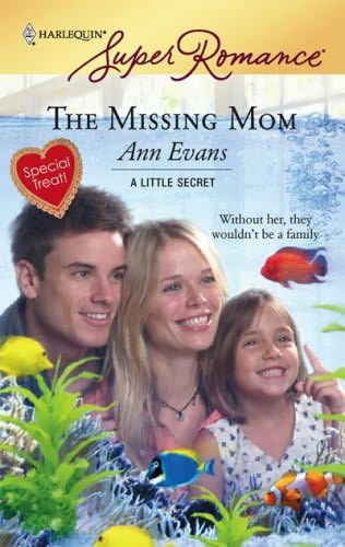 book cover of The Missing Mom
