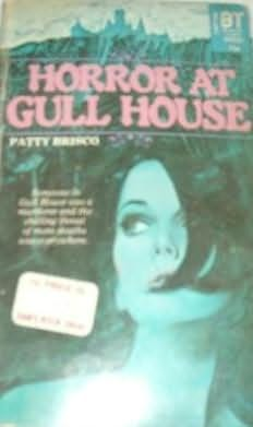 book cover of Horror At Gull House
