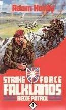 book cover of Recce Patrol