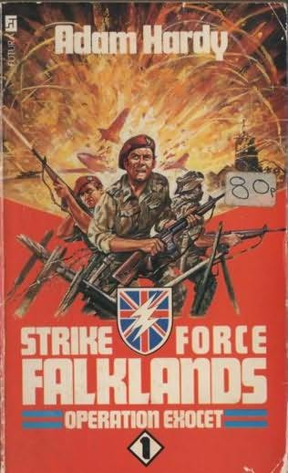book cover of Operation Exocet