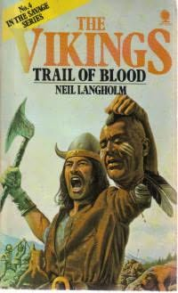 book cover of Trail of Blood
