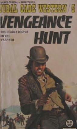 book cover of Vengeance Hunt