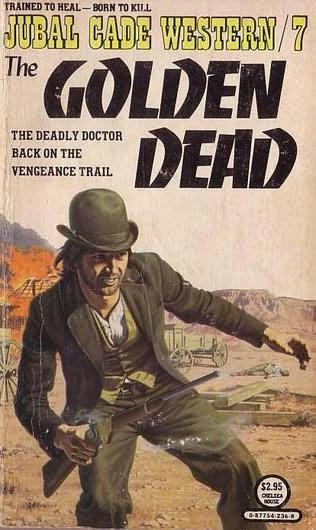 book cover of The Golden Dead