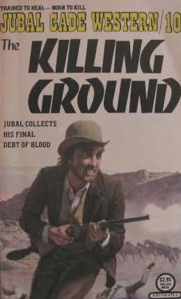 book cover of The Killing Ground