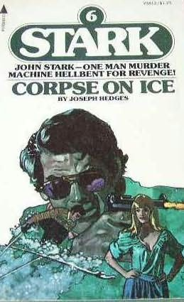 book cover of Corpse On Ice