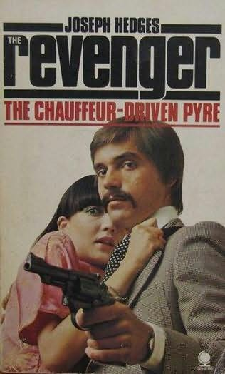 book cover of The Chauffeur-Driven Pyre