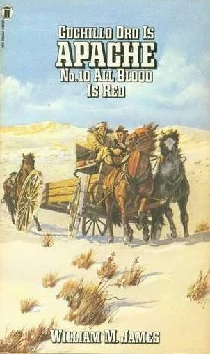 book cover of All Blood is Red