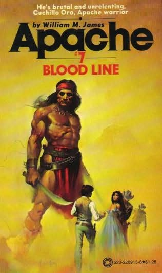 book cover of Blood Line