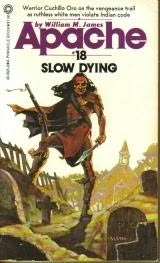 book cover of Slow Dying