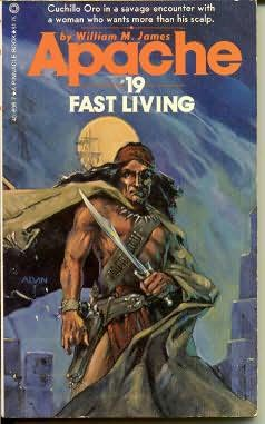 book cover of Fast Living