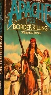 book cover of Border Killing