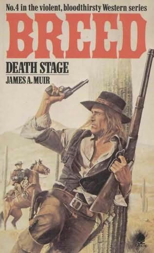 book cover of Death Stage