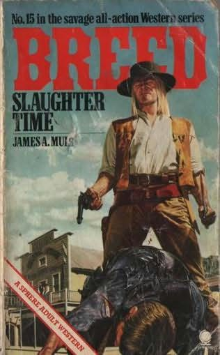 book cover of Slaughter Time