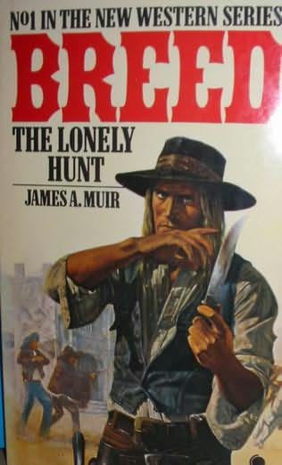 book cover of The Lonely Hunt