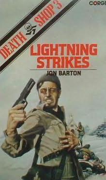 book cover of Lightning Strikes