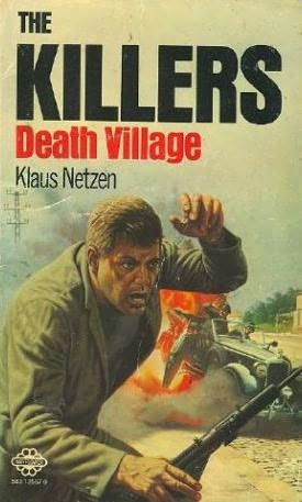 book cover of Death Village